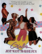 Girls Just Want to Have Fun - Movie Cover (xs thumbnail)