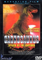 Carnosaur 2 - German DVD cover (xs thumbnail)
