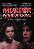 Murder Without Crime - DVD cover (xs thumbnail)