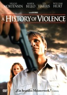 A History of Violence - German DVD movie cover (xs thumbnail)