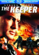 The Keeper - Blu-Ray cover (xs thumbnail)