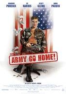 Buffalo Soldiers - German Movie Poster (xs thumbnail)