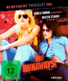 The Runaways - German Blu-Ray cover (xs thumbnail)