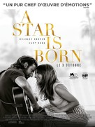 A Star Is Born - French Movie Poster (xs thumbnail)
