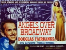 Angels Over Broadway - British Movie Poster (xs thumbnail)