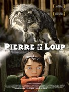 Peter & the Wolf - French Movie Poster (xs thumbnail)
