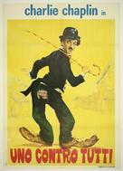 His New Profession - Italian Movie Poster (xs thumbnail)