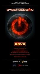 """""""Cybergeddon"""" - Movie Poster (xs thumbnail)"""