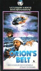 Orions belte - German VHS cover (xs thumbnail)