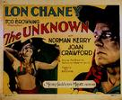 The Unknown - Movie Poster (xs thumbnail)