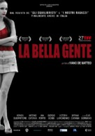 La bella gente - Italian Movie Poster (xs thumbnail)