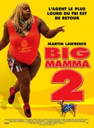 Big Momma's House 2 - French Movie Poster (xs thumbnail)
