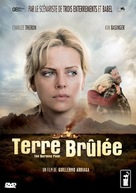 The Burning Plain - French Movie Cover (xs thumbnail)
