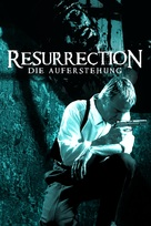 Resurrection - German Movie Cover (xs thumbnail)