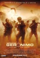 Seal Team Six: The Raid on Osama Bin Laden - Italian Movie Poster (xs thumbnail)