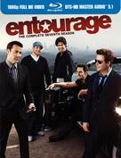 """""""Entourage"""" - Blu-Ray movie cover (xs thumbnail)"""
