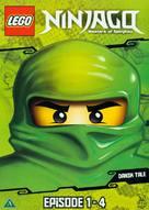"""Ninjago: Masters of Spinjitzu"" - Danish DVD movie cover (xs thumbnail)"