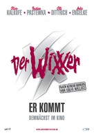 Wixxer, Der - German Movie Poster (xs thumbnail)