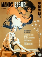 The Young One - Danish Movie Poster (xs thumbnail)