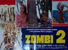 Zombi 2 - Italian Movie Poster (xs thumbnail)
