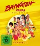"""Baywatch"" - German Blu-Ray movie cover (xs thumbnail)"