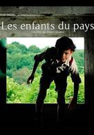 Les enfants du pays - French DVD cover (xs thumbnail)