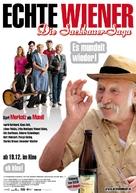 Echte Wiener - Die Sackbauer-Saga - Austrian Movie Poster (xs thumbnail)