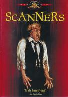 Scanners - DVD cover (xs thumbnail)