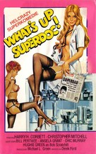 What's Up Superdoc! - VHS cover (xs thumbnail)