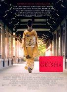 Memoirs of a Geisha - Movie Poster (xs thumbnail)