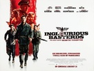 Inglourious Basterds - Irish Movie Poster (xs thumbnail)