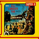 The Longest Day - German Movie Cover (xs thumbnail)