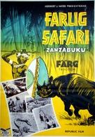 Zanzabuku - Swedish Movie Poster (xs thumbnail)