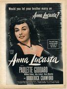 Anna Lucasta - Movie Poster (xs thumbnail)