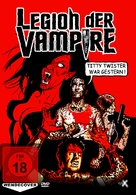Blood on the Highway - German DVD cover (xs thumbnail)