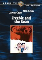 Freebie and the Bean - DVD cover (xs thumbnail)