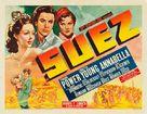 Suez - Movie Poster (xs thumbnail)