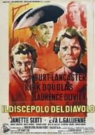 The Devil - Italian Movie Poster (xs thumbnail)