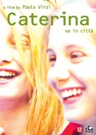 Caterina va in città - Dutch Movie Cover (xs thumbnail)