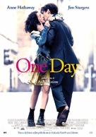 One Day - Italian Movie Poster (xs thumbnail)