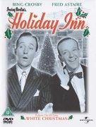 Holiday Inn - British DVD movie cover (xs thumbnail)