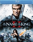 In the Name of the King: Two Worlds - Canadian Blu-Ray movie cover (xs thumbnail)