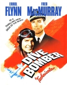 Dive Bomber - Blu-Ray cover (xs thumbnail)