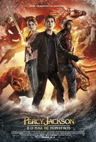 Percy Jackson: Sea of Monsters - Brazilian Movie Poster (xs thumbnail)