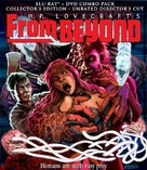 From Beyond - Blu-Ray movie cover (xs thumbnail)