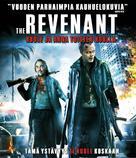 The Revenant - Finnish Blu-Ray cover (xs thumbnail)