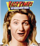 Fast Times At Ridgemont High - Blu-Ray movie cover (xs thumbnail)