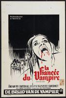 House of Dark Shadows - Belgian Movie Poster (xs thumbnail)