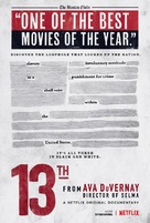 The 13th - Movie Poster (xs thumbnail)