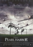 Pearl Harbor - German Movie Poster (xs thumbnail)